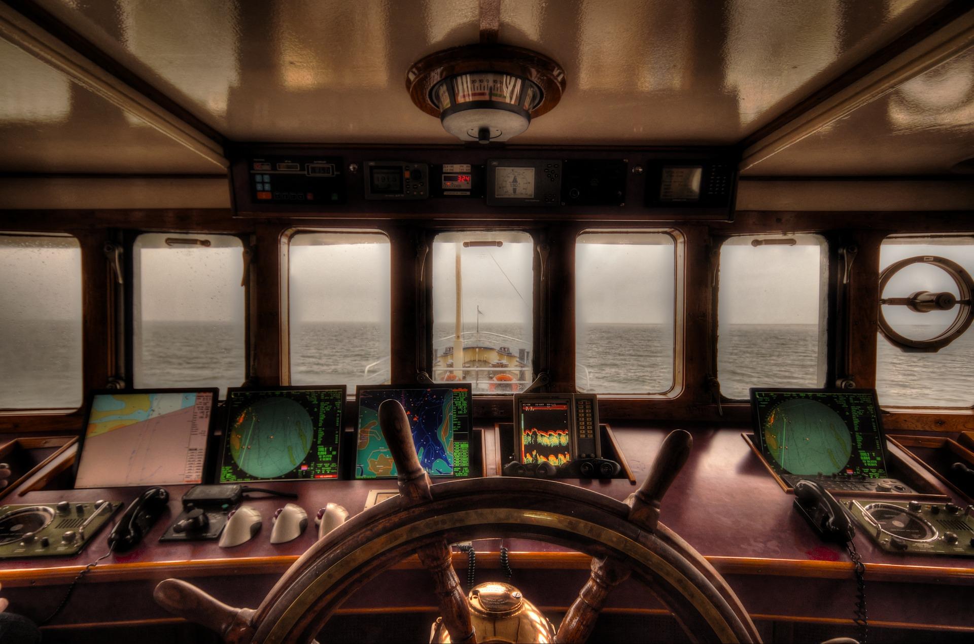Navio Comando